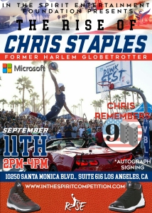 Chris Staples Event 08282016